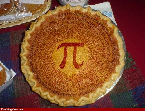 Pi Day   3.1415 9265 35897 93238 46264 33832 79502 88419 71693 99375 @suzzanne Sholes, for your birthday my love :-)