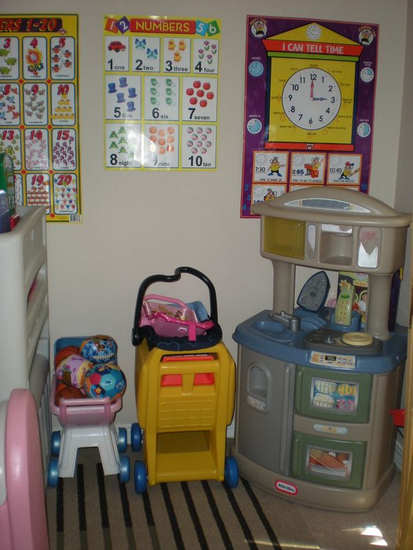 Home Daycare Room Designs
