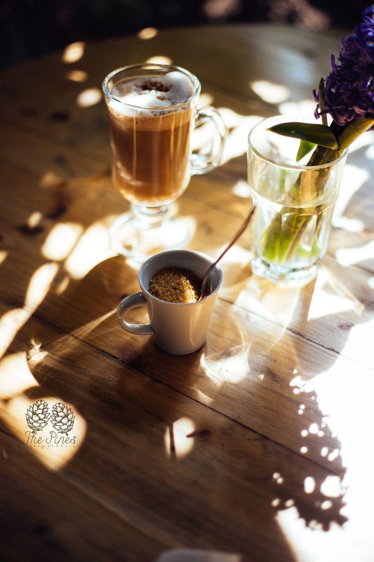 Morning coffee #thepines-storytellers
