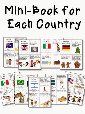 Education to the Core: Holidays/Christmas Around the World Unit and FREEBIE!!! @coachlynde @jmcnichols13