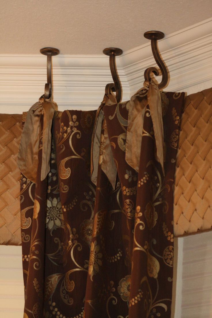 Ceiling mount curtains quotes - 30 Ideas For Curtains This Is A Clever Idea To Keep In Mind If You