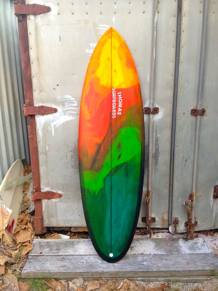 Thomas BEXON surfboards, tint resin job3.  The shaper come in France in October 2012. More infos on thomasbexon-france.com.