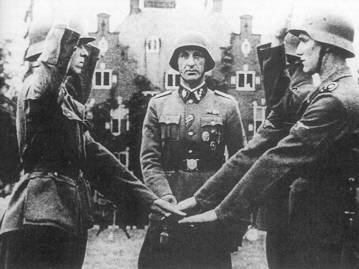 an examination of the nazi propaganda during world war ii The soviet union through german eyes : wehrmacht identity,  wehrmacht identity, nazi propaganda,  german soldiers' mindset during world war ii was shaped in.