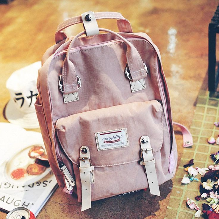 "Student water-proof backpack Coupon code ""cutekawaii"" for 10% off"