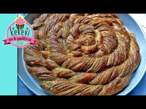 Süper Haşhaşlı Çörek - Kekevi Hamur İşleri Tarifleri
