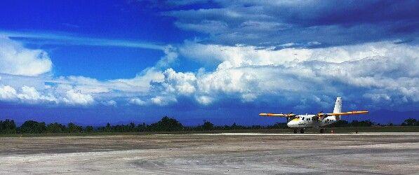 Sultan Baabullah Airport - Ternate - Indonesia