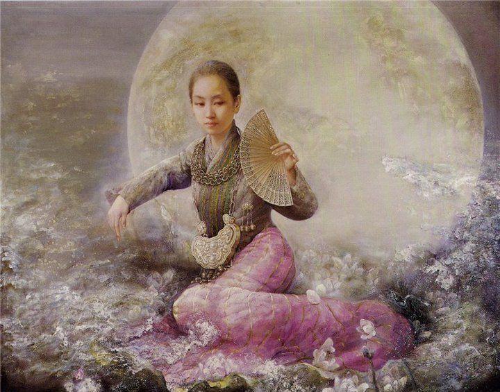 Zhao Chun, 1970 | Tutt'Art@ | Pittura * Scultura * Poesia * Musica |
