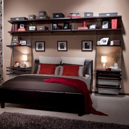 Black Bedroom Ideas, Inspiration For Master Bedroom Designs
