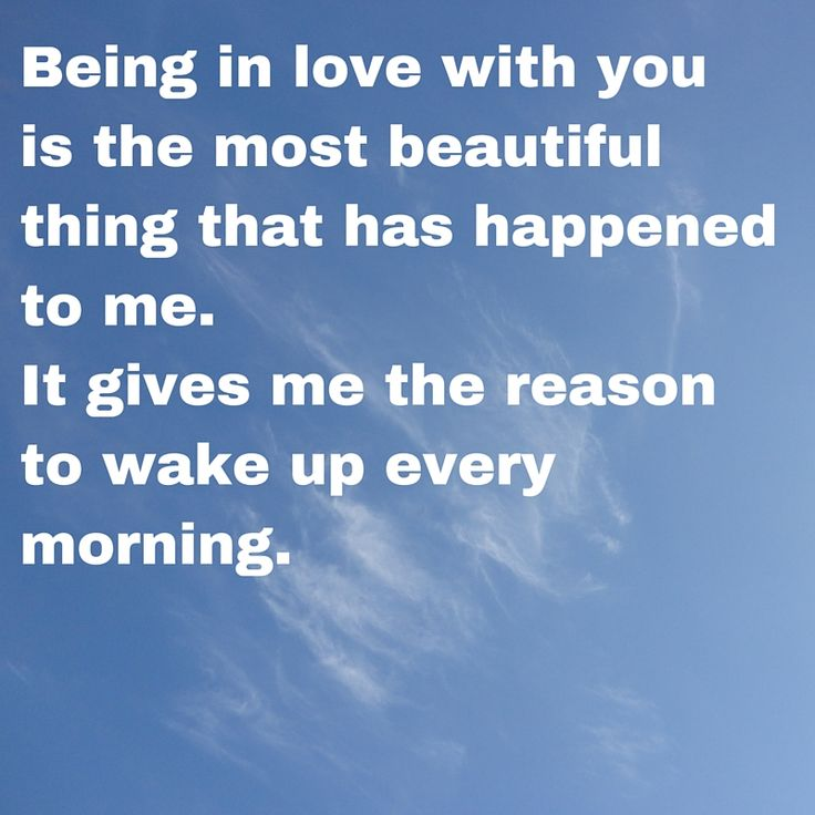 Love Quotes For Her To Say Good Morning : Good Morning For Her on Pinterest Love Good Morning Quotes, Good ...