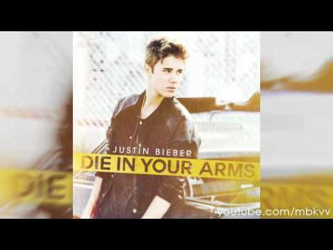 "Justin Bieber's New Track Just Like Michael Jackson track ""Die in Your Arms"""