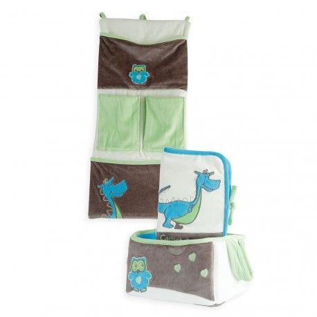 Pack 3 pièces Accessoires Menthe à l'eau