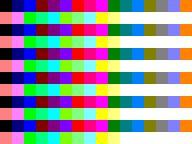 Amstrad CPC palette