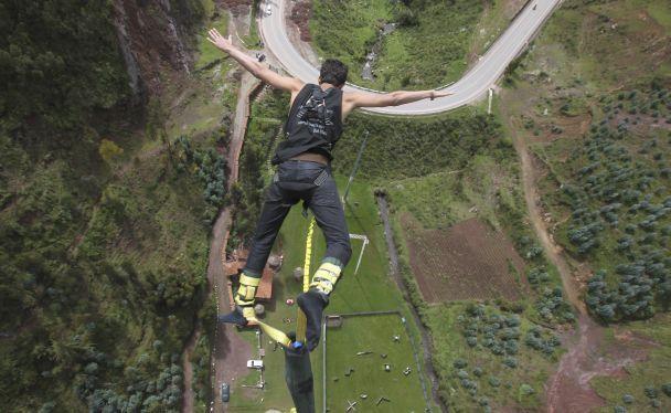 Pura adrenalina: cinco deportes de aventura para practicar en el Cusco