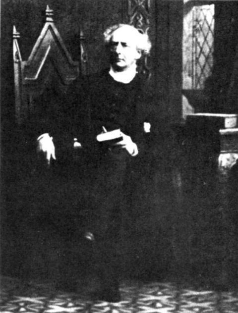 Henry Liddell, Alice's father