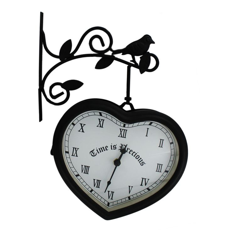 17 Best Images About Best Two Sided Outdoor Clocks On