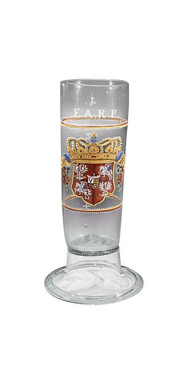 Höfisches Glas - Augustus Rex