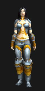 Ornate Mail - Transmog Set - World of Warcraft