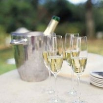 champagne extérieur