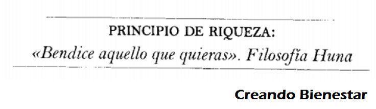 Principio de riqueza: Bendice aquello que quieras…. – #aquello #Bendice #de #p…