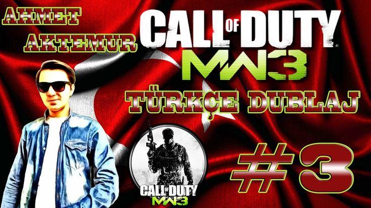 Call of Duty Modern Warfare 3 Türkçe Dublaj Aleynayı Koruyoruz !!! Efsane