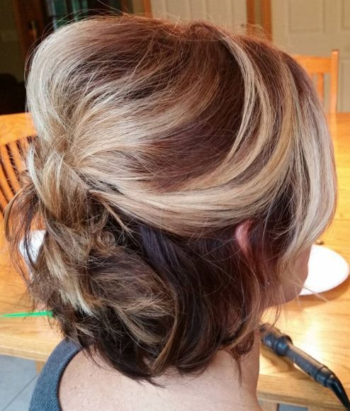 Pin On Wedding Hair Styles Bridesmaids