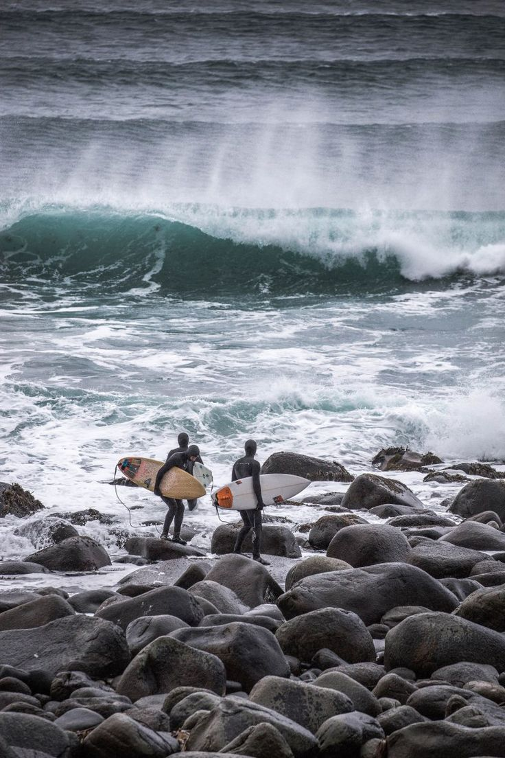 A few months ago Nick told us he had been invited to go to Norway on a Surf and photography trip by Tim Nunn who is another talented photographer and runs The Plastic Project