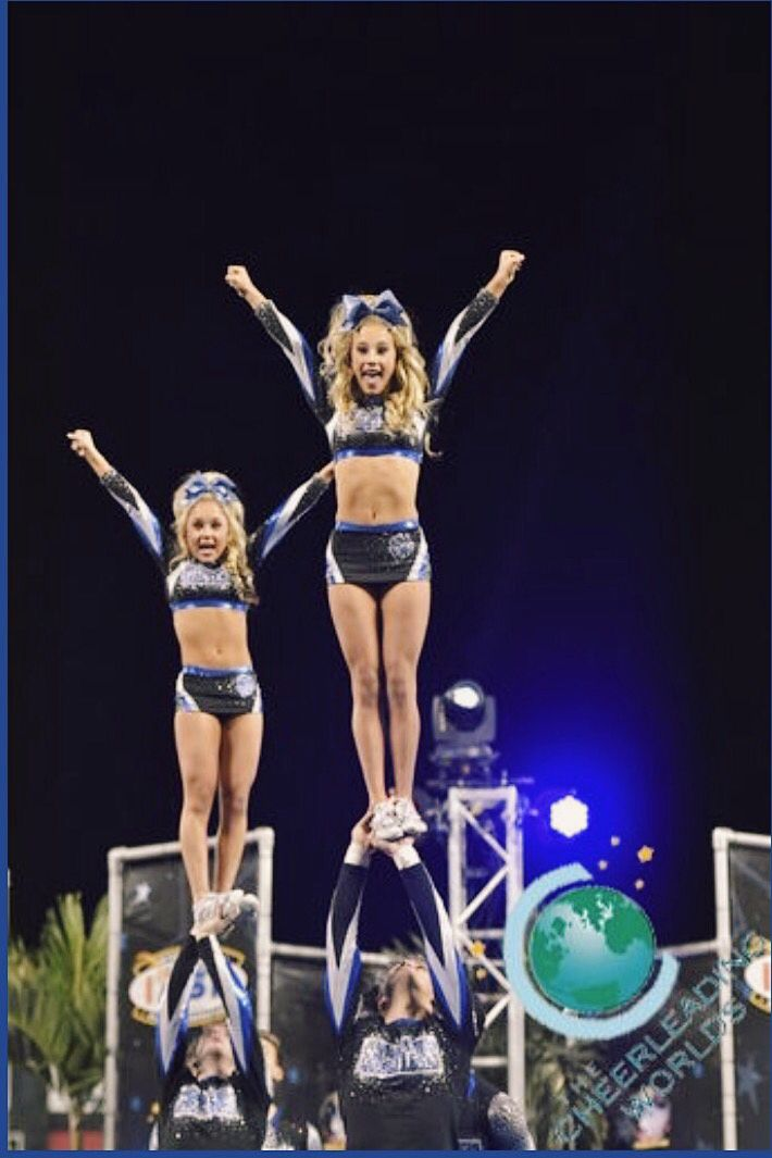 Worlds 2016 cheer athletics cheetahs