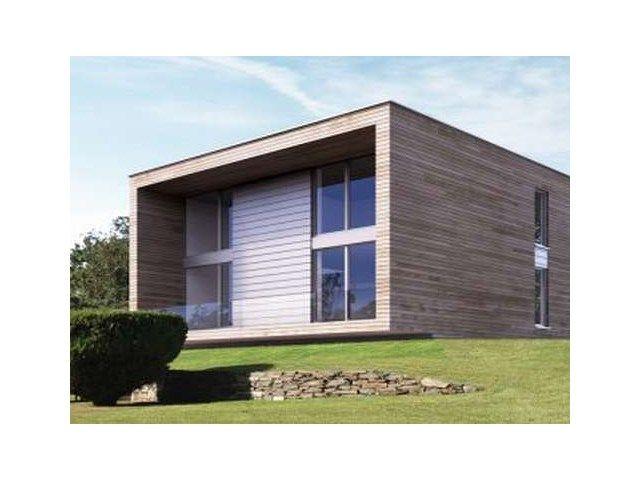 Les 25 meilleures id es de la cat gorie toit plat sur pinterest extension d - Photo maison cube moderne ...