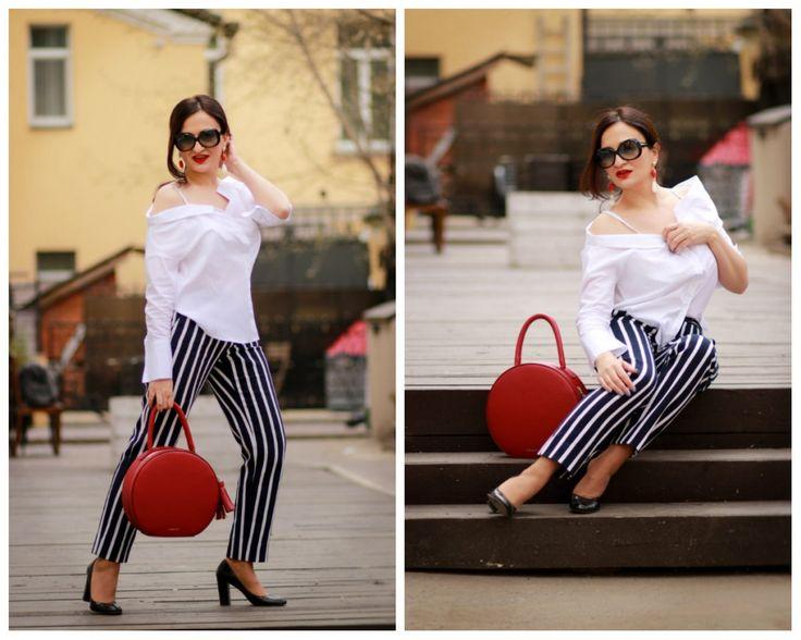 Модные look's от стилиста Карины Каприэловой.