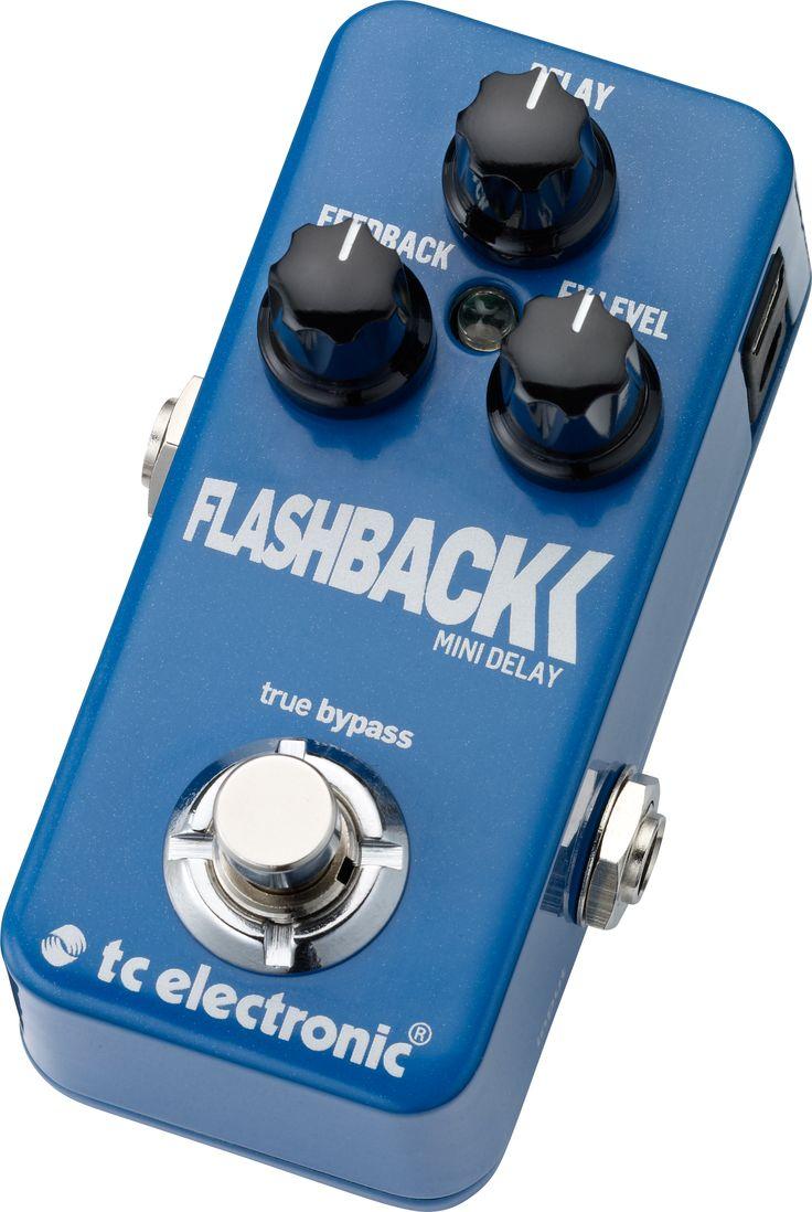 TC Electronic Flashback Mini Dela