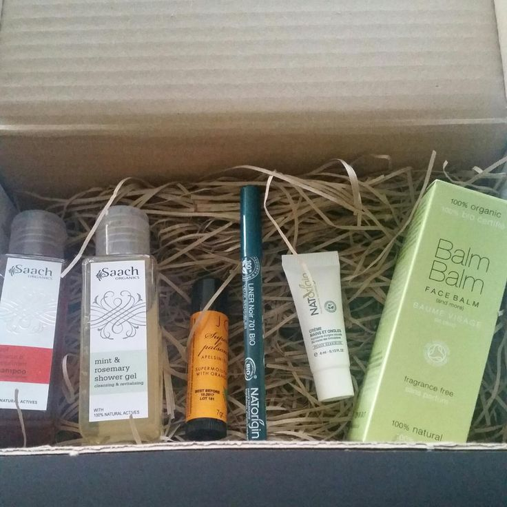 Love Lula Beauty Box June 2015.