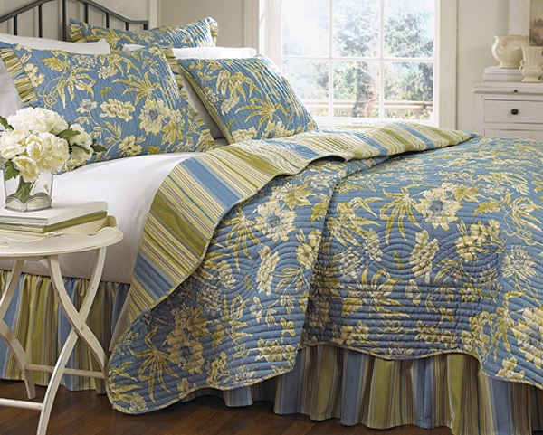 Waverly Augustine Quilt Set Belk Bedding Under The