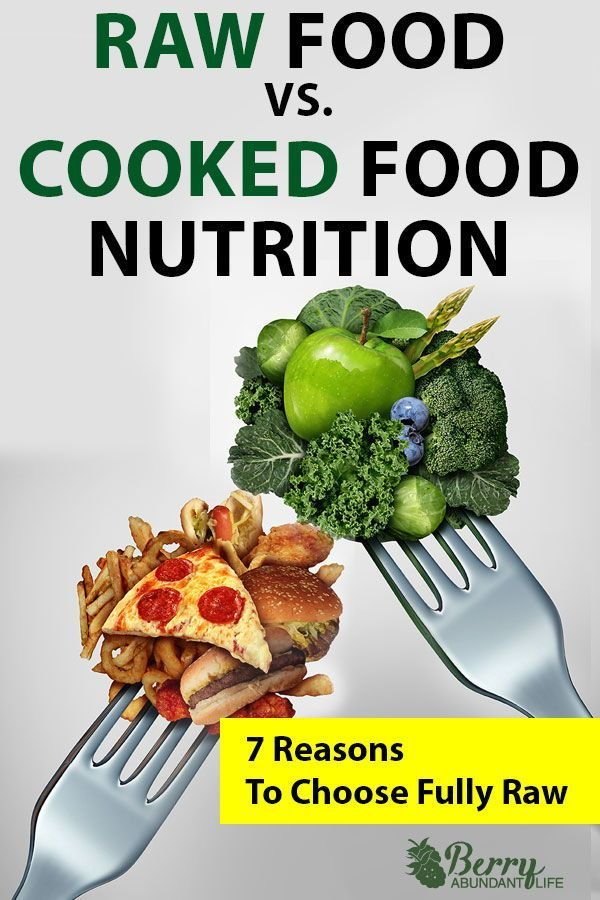 Raw Food Vs Cooked Nutrition What Happens To Nutrients When We Cook