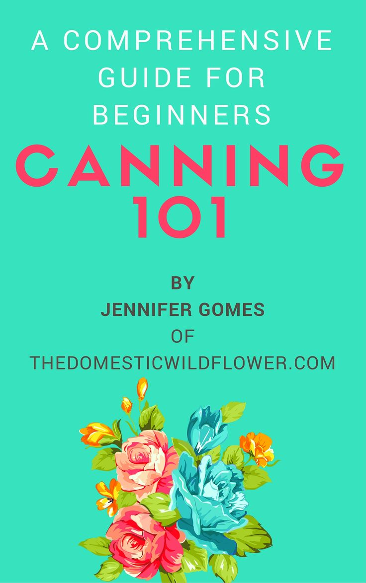 This ebook shares everything a beginner needs to get started canning jams, tomato sauce, and more! Included is a list of all the tools you need (and the ones you can skip!), the basic canning process, and the tips you need to be successful with this satisfying way of preserving food. If you are a beginner, this is the ebook for you! Includes Acid & Canning Guide Equipment checklist 4 recipes All in 30 quick-to-read and easy-to-understand pages. Canning can be an overwhelming...