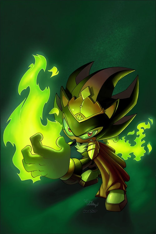 Shadow the Hedgehog by Tracy Yardley