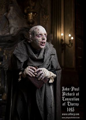 Dziobak Larp Studios live action role play experience about vampires. https://www.cotlarp.com/