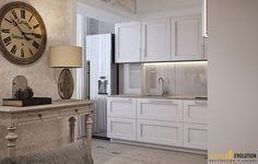 Эксклюзивный дизайн интерьера SUNNY APARTMENT от Design Evolution