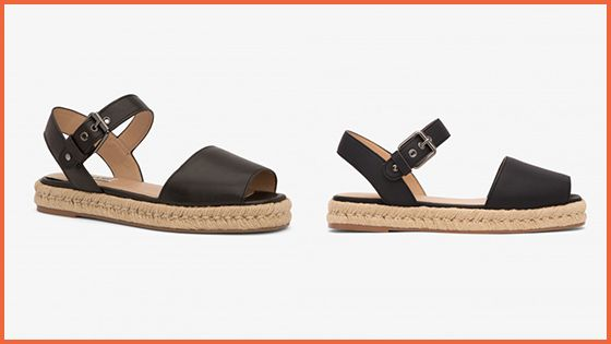 Another gem from the Flair Casual Collection, we really love this Simone Sandal in Black for Spring.