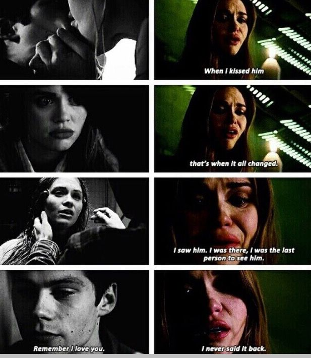 Stydia -  Teen Wolf - Season 6