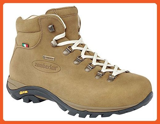 Zamberlan Women's 320 TRAIL LITE EVO GTX Brown Leather Hiking Boots size 40H / 8H - Boots for women (*Amazon Partner-Link)