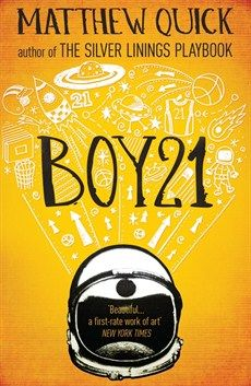 BASKETBALL. Boy21 by Matthew Quick. It's never been easy for Finley, particularly at home. But two things keep him going: his place on the basketball team and his girlfriend, Erin - the light in even the darkest of his days. Then Russ arrives. He answers only to Boy21, claims to be from outer space, and also has a past he wants to escape. He's one of the best high school basketball players in the country and threatens to steal Finley's starting position.