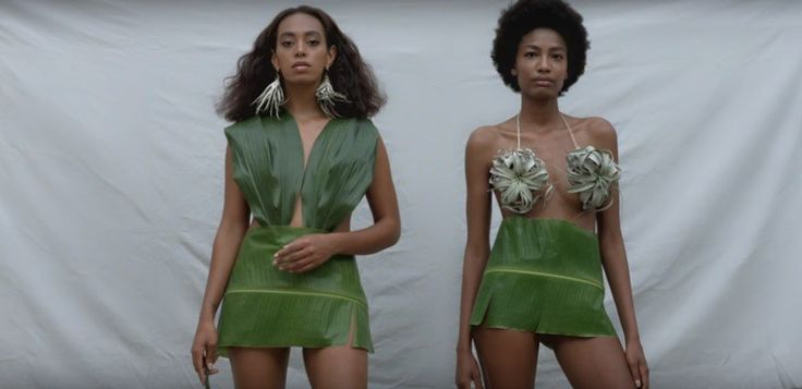 "Watch New Videos from Solange for ""Cranes In The Sky"" and ""Don't Touch My Hair"""
