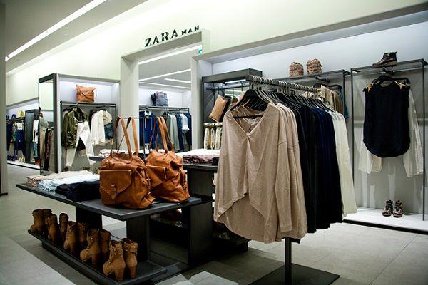 Zara conquista o mercado mundial com seu fast fashion