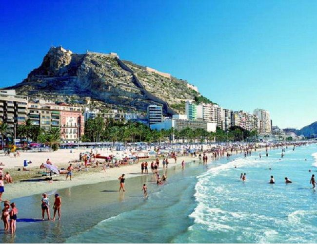 San Juan de Alicante Beach for Family Beach Getaways