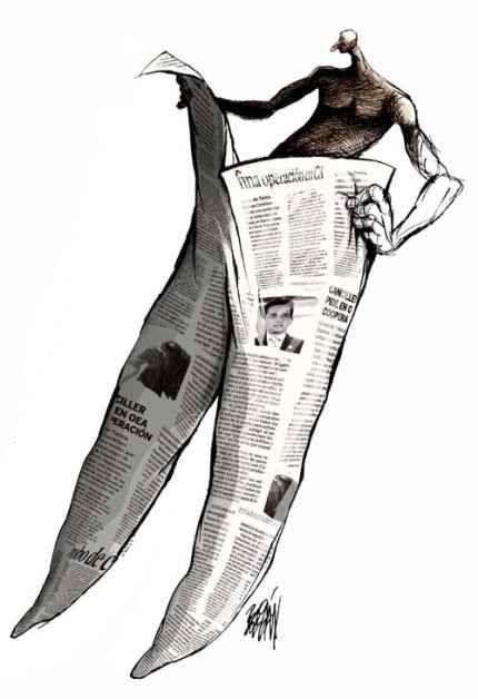 Prensa por los pies