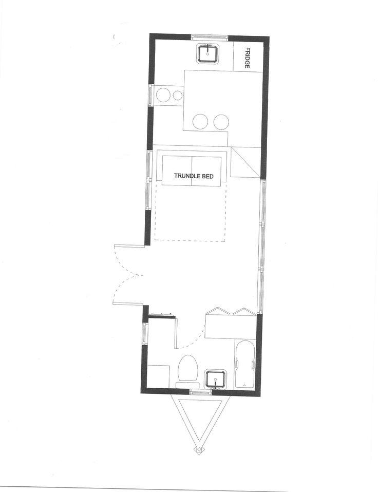 391 best tiny retirement images on pinterest floor plans for Small retirement home plans