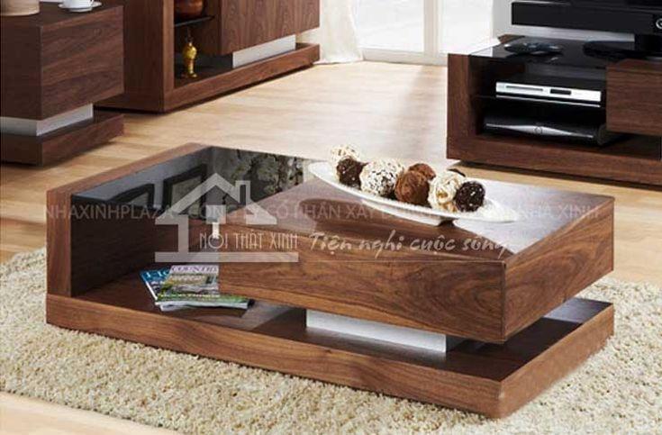 tea table bay wood