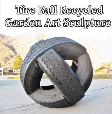 1000 images about random bike and car part art on for Uses for old tyres
