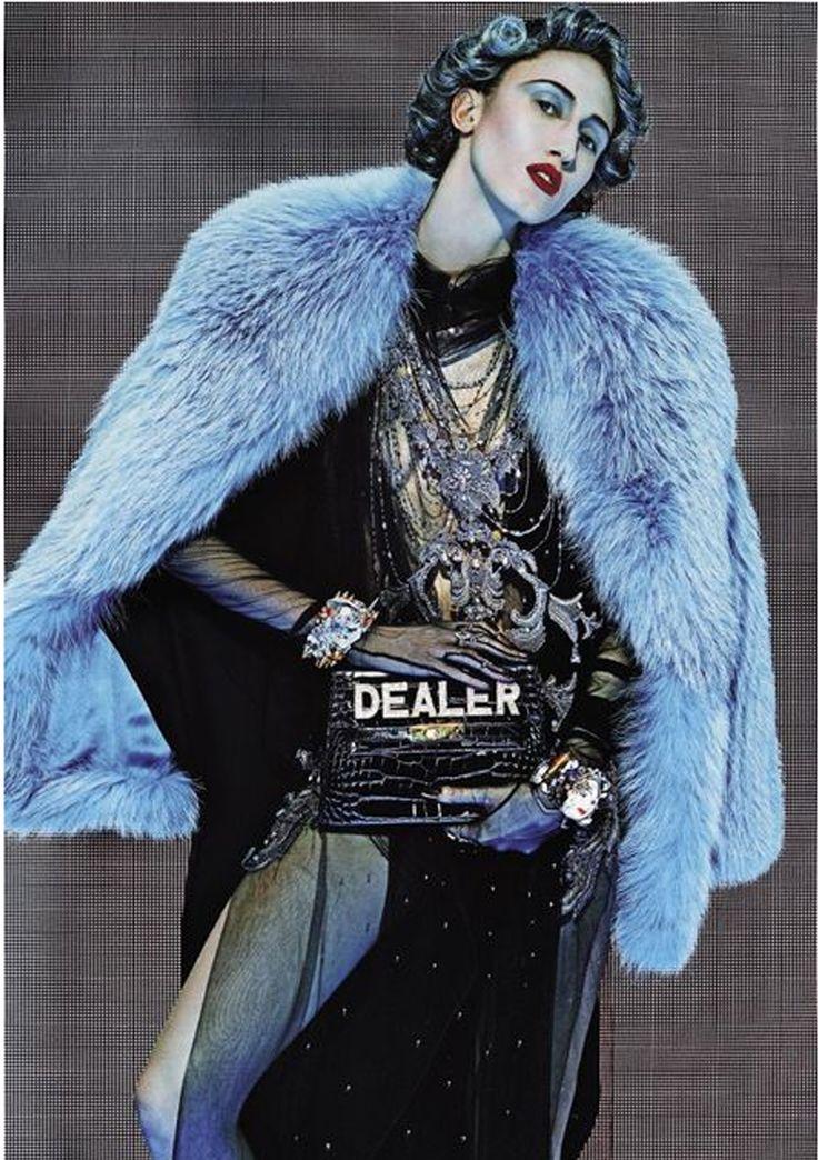 Vogue Italia Criminal Collection