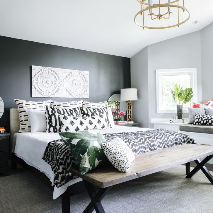 Pin by WILLS on Afrocentric decor in 2020   Bedroom decor ...